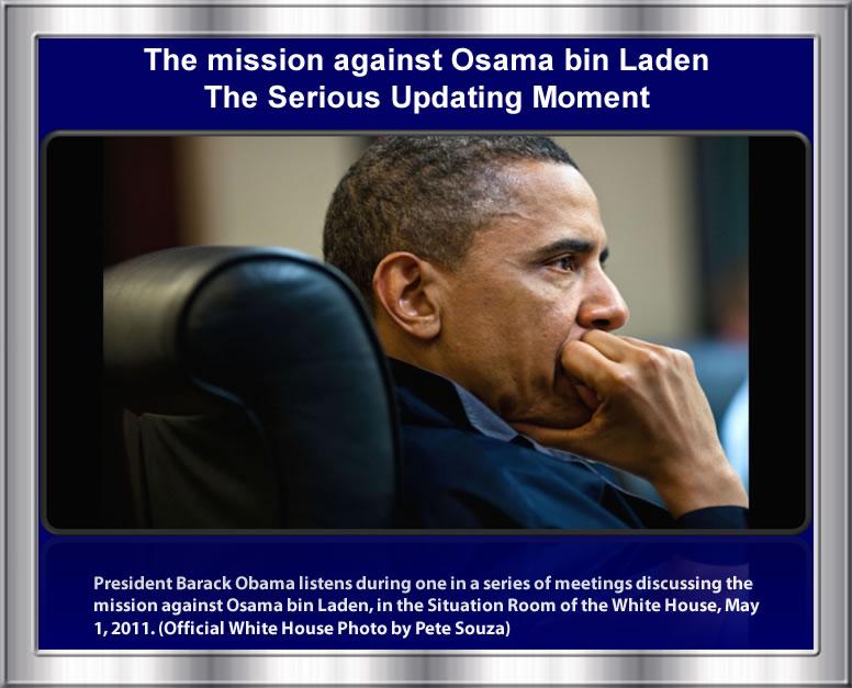 Bin Laden Death Photos Remarks by the Preside...